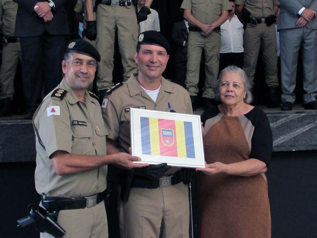 19ª Companhia de Polícia Militar recebe novo comandante